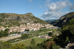 Village d'anduze camping mas des chenes