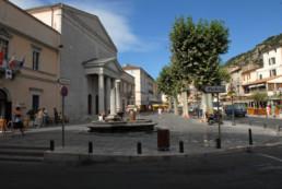 Centre Ville Anduze