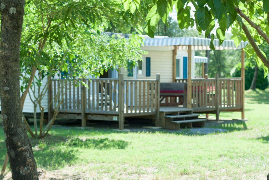 location cottage guard extérieur
