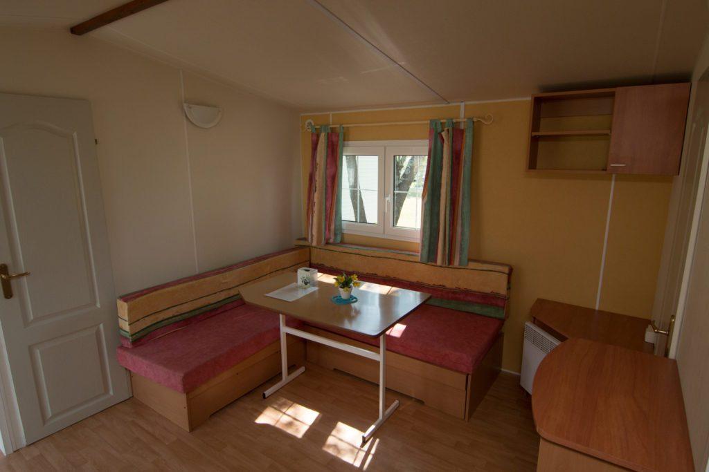 locaton cottage guard intérieur