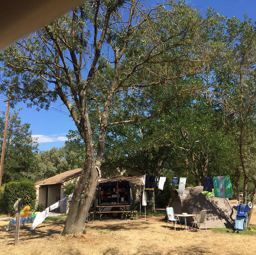 Camping Groupe Cevennes Gard