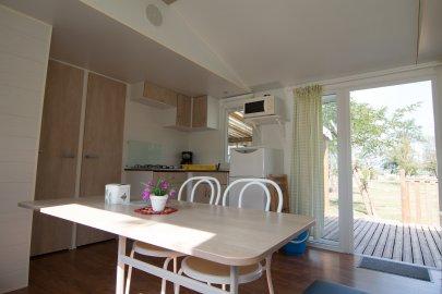 location cottage famille cusisine