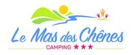 logo camping mas des chenes