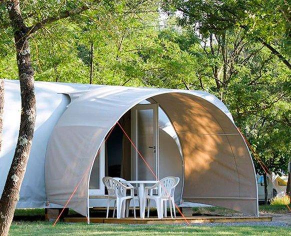 Camping Guard locaton tente