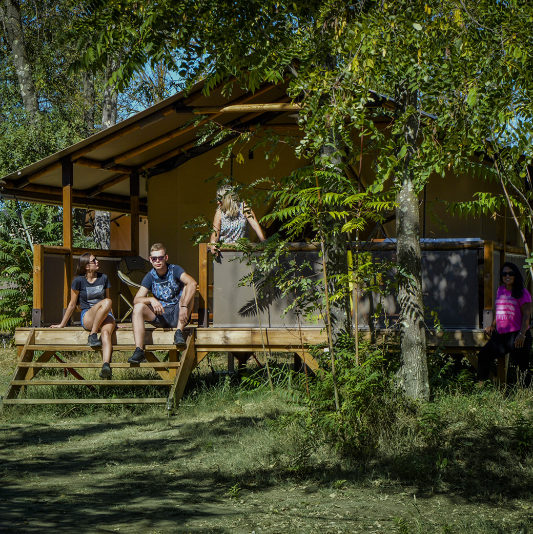 glamping cevennes