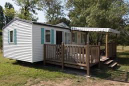 location cottage famille exterieur