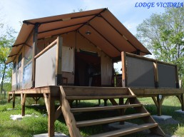 camping hébergement insolite cevennes